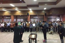 Plt Gubernur Aceh Lantik Taqwallah Sebagai Sekda