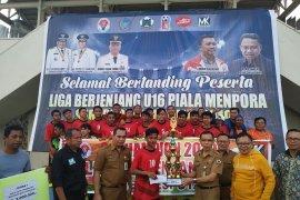 Tim sepak bola Kutai Timur ikuti piala Menpora