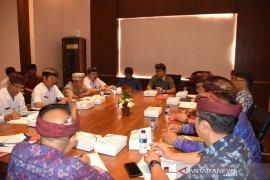Pemkab Badung bahas bantuan keuangan dengan enam sekda kabupaten
