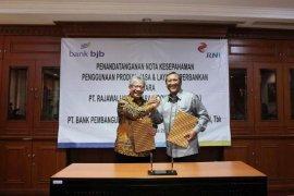 Sinergi bisnis Bank bjb dengan PT Rajawali Nusantara Indonesia