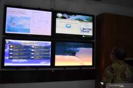 Gempa M 7,4 di lempeng Indo-Australia ke lempeng Eurasia