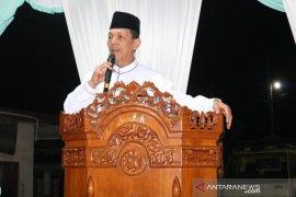 Jamaah calon haji Tapsel akan dilepas Bupati dari Masjid Sri Alam Dunia Sipirok