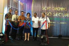 PT OSO Sekuritas buka kantor cabang di Ambon
