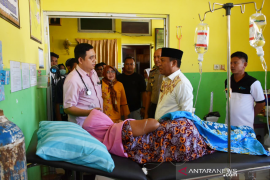 "Diduga makan ikan ""sembilan"", 14 warga Gorontalo Utara keracunan"