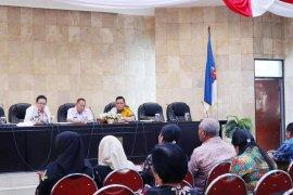 DPRD Kalimantan Tengah dan Kabupaten Maluku Tenggara pelajari program di Kota Bogor