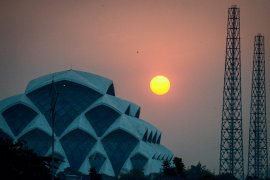 Proyek Pembangunan Masjid Al Jabbar