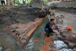 BPCB pastikan temuan situs saluran air merupakan petirtaan Kerajaan Majapahit