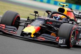 Duo Red Bull kuasai FP2 GP Hungaria, Hamilton masih yang tercepat
