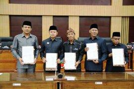 Wali Kota Bogor hadiri Paripurna DPRD, ini yang dibahas