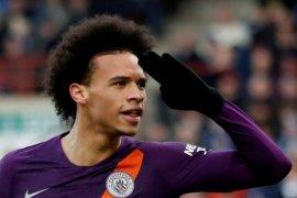 Pep: Leroy Sane tak minta pindah ke Bayern