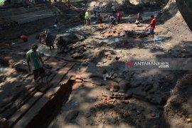 BPCB Jatim selesaikan ekskavasi penyelamatan situs petirtaan di Jombang