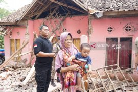 BNPB:  Korban meninggal akibat gempa Banten menjadi lima orang