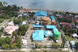 Pembangunan PLTMG Seram Peaker 20 MW capai 93,514 persen