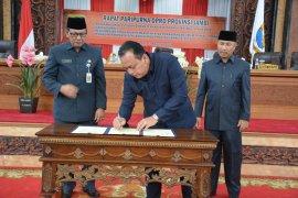 DPRD setujui Ranperda Tata Kelola Lahan Gambut