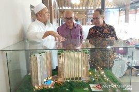 Pengembang gandeng institusi pendidikan pasarkan apartemen jadi  asrama sekolah