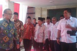 Wapres resmikan masjid dan sekolah ramah gempa di Mataram