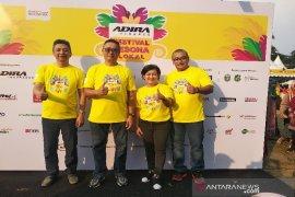 Ribuan  warga tonton Festival Pesona Lokal Adira di Medan