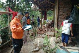 Empat rumah di Garut rusak akibat gempa Banten