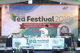 """West Java Tea Festival"" ajang promosi produk teh Jawa Barat"