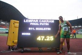 Joko Sudargo: Sulastri layak ikut Sea Games 2019
