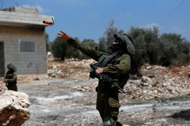 Seorang tentara Israel tewas ditikam wilayah pendudukan di Tepi Barat