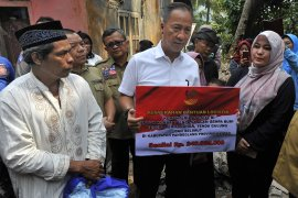281 rumah dan fasum di Pandeglang rusak akibat gempa 6,9