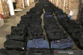 4,5 ton kokain senilai hampir Rp16 triliun disita Jerman