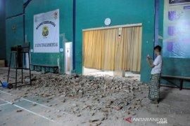 Ibu hamil korban gempa Pandeglang dievakuasi ke Puskesmas