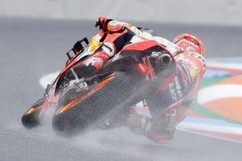 Marquez pole position GP Ceko