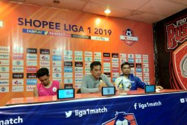 Pelatih PSS Sleman syukuri imbangi Borneo