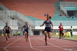 Jawa Timur diikuti Jawa Barat pimpin perolehan medali Kejurnas Atletik