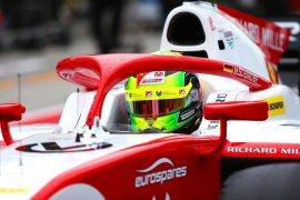 Schumacher gabung dengan tim Prema F2 di musim 2020