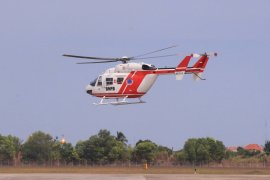 BNPB ready to deploy more helicopters to put out forest fires in  C Kalimantan