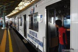 Listrik normal, KRL jalur Tangerang mulai beroperasi lancar