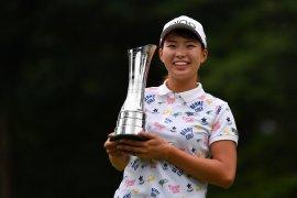 Dongeng Cinderella yang guncang golf
