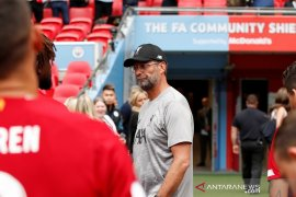 Meski kalah, pelatih Liverpool senang dengan performa tim