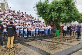 Kegiatan musik warnai HUT kota Ambon ke-444