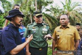 Hasil kerja TMMD ke 105 Kodim 0212/TS penuhi harapan warga Desa Hutaraja Lamo