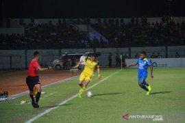Ady Setiawan bawa kemenangan Barito Putera atas Persib