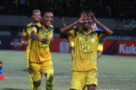 Barito Putera Kalahkan Persib Bandung