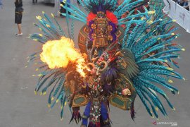 Jember Fashion Carnaval ke-18
