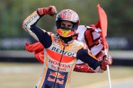 Marquez juarai GP Ceko di sirkuit Brno