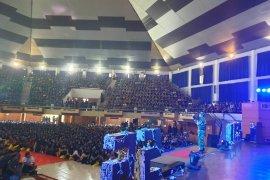 Sejumlah tokoh nasional berikan materi untuk mahasiswa baru IPB University