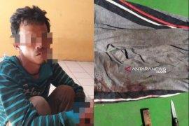 Terbakar emosi lantaran cemburu, seorang warga nekat tikam suami mantan istrinya