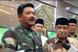 Jalin silaturahim, Panglima TNI sambangi kantor PBNU