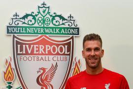 Pelatih Klopp sebut kiper Adrian solusi sempurna bagi Liverpool