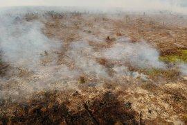 Di Aceh  terpantau 12 titik panas diyakini sebagai titik api