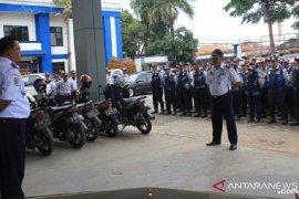 Traffic light belum normal, Dishub Kota Tangerang kerahkan 10 regu atur lalu lintas
