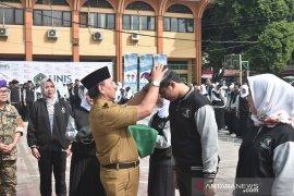 916 mahasiswa Unis ikuti  kuliah kerja di 20 desa/kelurahan Tangerang