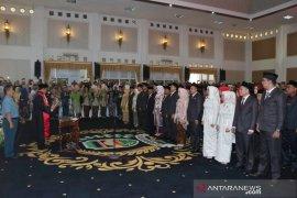 45 legislator baru Kabupaten Purwakarta diharap miliki komitmen bangun daerah